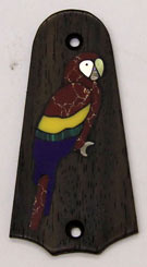 Parrot Macaw Inlay